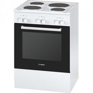 Готварска печка Bosch HSA720120, Обем 66 л, Клас А, Бял