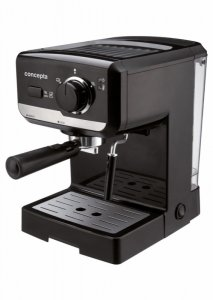 Кафемашина Concepta EC 120, 411430, Еспресо, 925 W, 15 бара, Черна