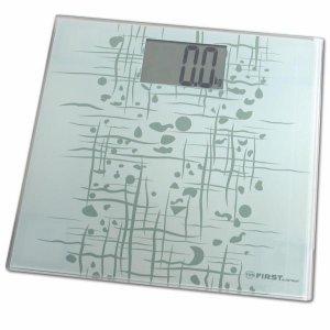 Кантар First Austria FA-8016, Капацитет 180 кг, LCD дисплей