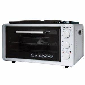 Мини готварска печка Concepta EO4520WH, Обем 45 л, Бял