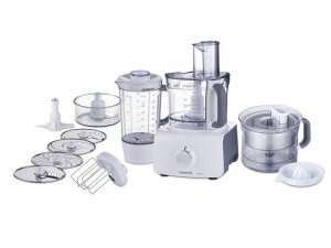 Кухненски робот Kenwood FDP 623 WH, мощност 1000 W, капацитет 3 л