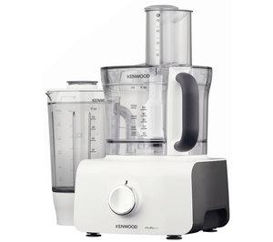 Кухненски робот Kenwood FDP 623 WH, Мощност 1000 W, Капацитет на купата 3 л