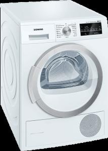 Сушилня Siemens WT45W460BY, Обем 8 кг, Клас А++, Бял