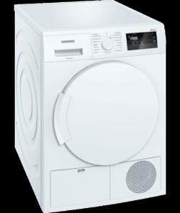 Сушилня Siemens WT43H000, Обем 7 кг, Клас А+, Бял