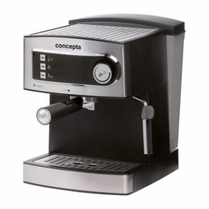 Кафемашина Concepta EC 110, Еспресо, 850 W, 15 бара, Черна
