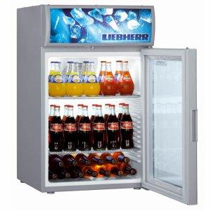 Хладилна витрина Liebherr BCDv 1003, обем 85 л, 3 рафта