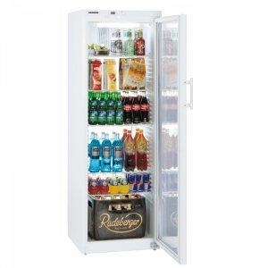 Хладилна витрина Liebherr FKv 4143-001, обем 365 л, 6 рафта