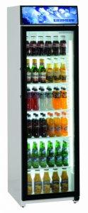 Хладилна витрина Liebherr BCDv 4303, обем 417 л, 6 рафта
