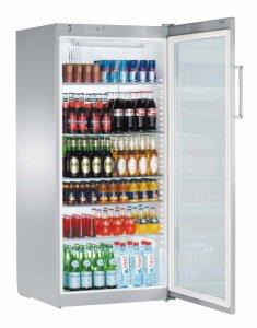 Хладилна витрина Liebherr FKVSL 5413, обем 544 л, 6 рафта