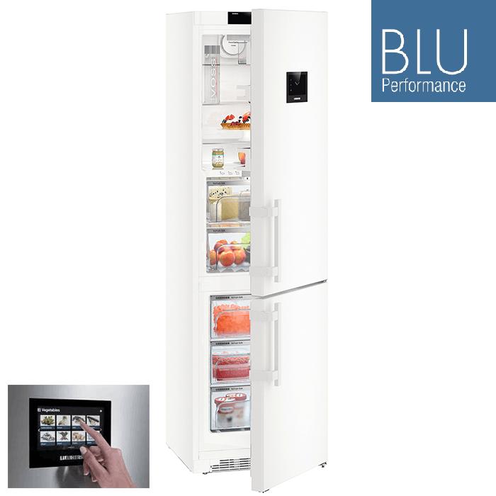 Хладилник с долен фризер Liebherr CBNP 4858
