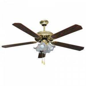 Таванен вентилатор Elite EFR-0446, 60 W, 4 перки