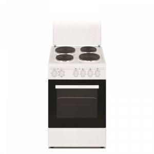 Готварска печка Arielli C-5060FL, Обем 43 л, Клас А, Бял