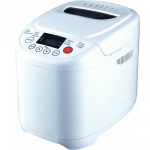 Хлебопекарна Midea EHS-20AP-P, мощност 580 W, 13 програми, 1 бъркалка