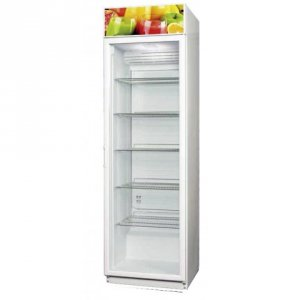 Хладилна витрина Snaige CD40DM-S3002X, обем 375 л, 5 рафта