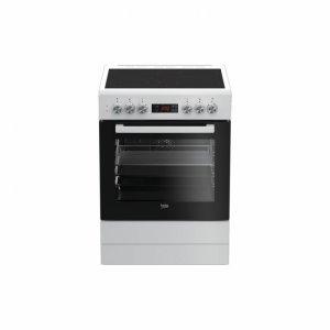 Готварска печка Beko FSM 67320 DWS, Обем 72 л, Клас А, Бял