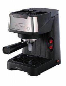 Кафемашина Ariete 1339 Miro, Еспресо, 850 W, 15 бара, Черна