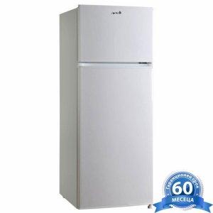 Хладилник с камера Arielli ARD 312FN, 240 л, Клас А+, H 160 см, Бял