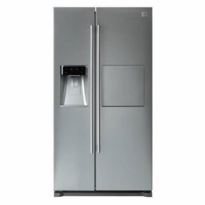 Sidebyside Хладилник Daewoo FRN-Q19F1MI, Клас А+,NoFrost