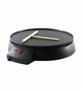 Уред за палачинки Elekom EK 006, Мощност 900 W, Диаметър 28.5 см, Незалепващо покритие
