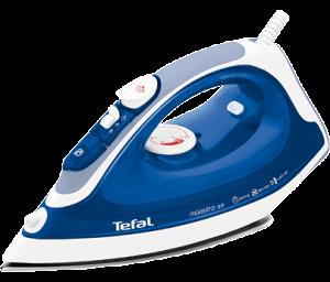 Ютия Tefal Maestro FV3730+31, Мощност 2000 W, Антиваровикова система, Синя
