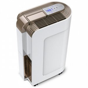 Обезвлажнител за въздух Singer SDHM-12DI, Мощност 220 W, Резервоар 1,5 л