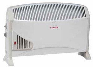 Конвектор Singer SCH-17, 2000 W, 3 степени на мощност