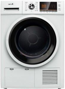 Сушилня Arielli AHD80-CH01, Обем 8 кг, Клас А++, Бял