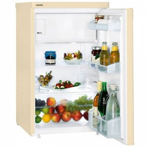 Хладилник с една врата Liebherr Tbe 1404, Обем 127л, Клас А+, Н 85см, Бежов