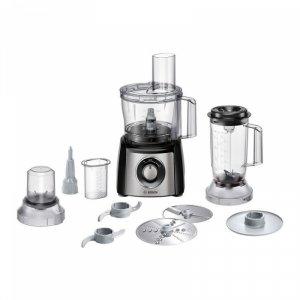 Кухненски робот Bosch MCM3501M, мощност 800 W, капацитет 2.3 л