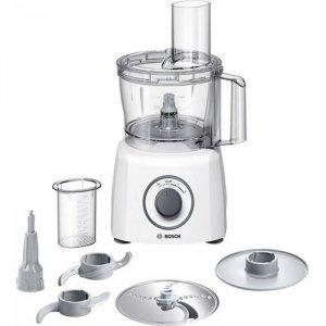 Кухненски робот Bosch MCM3100W, мощност 800 W, 2 степени