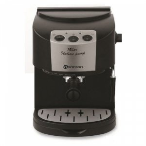 Кафемашина Rohnson R 976, Еспресо, 850 W, 15 бара, Черна