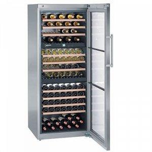 Виноохладител Liebherr WTES5872, обем 505 л, клас B