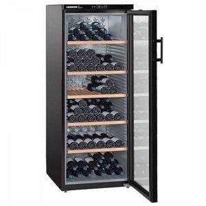 Виноохладител Liebherr WKB4212, клас А, обем 427 л