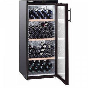 Виноохладител Liebherr WKB3212, клас А, обем 336 л