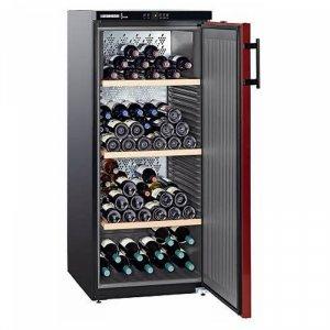 Виноохладител Liebherr WKR3211, клас А+, обем 322 л