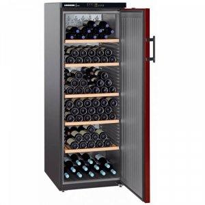 Виноохладител Liebherr WTR4211, клас А, обем 409 л