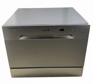 Съдомиялна Arielli ADW6-3603A Silver, 6 комплекта, Клас А+