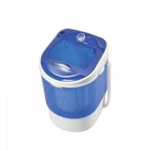 Мини пералня Lamarque LWM-25140, Капацитет 3.5 кг, Центрофуга, Синя