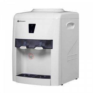 Автомат за вода Rohnson R 9701, eлектронна охладителна система, Бял