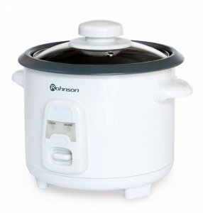 Уред а варене на ориз Rohnson RC 01, мощност 300 W, вместимост 0.6 л