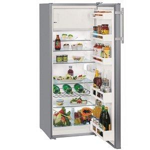 Хладилник с една врата Liebherr Ksl 2814, Обем  229л, Клас А++, H 140.2см, Сив