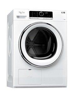Сушилня Whirlpool HSCX90420, Клас А++, Обем 9 кг, Бял