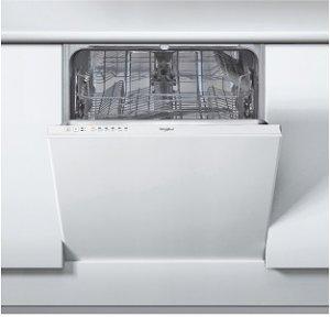 Съдомиялна за вграждане Whirlpool WIE2B19, 13 комплекта, Клас А+, Бял
