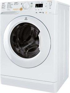 Пералня със сушилня Indesit XWDA 751680 XW EU, Пране 7 кг, Сушене 5 кг, 1600 об/мин, Клас A, Бяла
