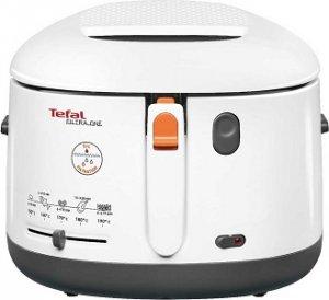 Фритюрник Tefal FF162131 Filtra One, Мощност 1900 W, Бял