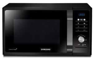 Микровълнова фурна Samsung MS23F301TAK/OL, капацитет 23 л, мощност 800 W