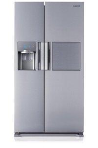 Side By Side Хладилник Samsung RS7778FHCSR/EF, клас А++, обем 543 л