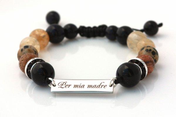 """Гривна """"Per Mia Madre"""" за пари, защита и щастие"""