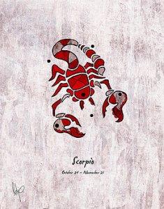 Скорпион Изображение