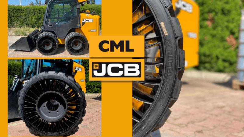 CML Bulgaria с първата продажба у нас на иновативните безвъздушни гуми Michelin X Tweel!